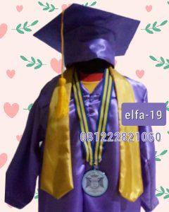 19 gambar toga wisuda anak di Batam