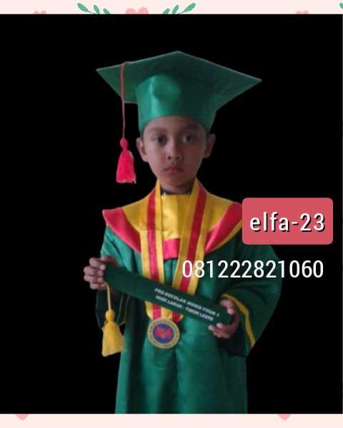 Harga Toga Wisuda Anak Kota Sukabumi