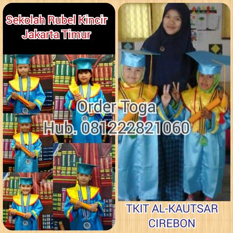 seragam sekolah anak tk termurah di Matraman Jakarta Timur