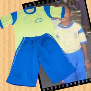 gambar baju seragam sekolah anak tk