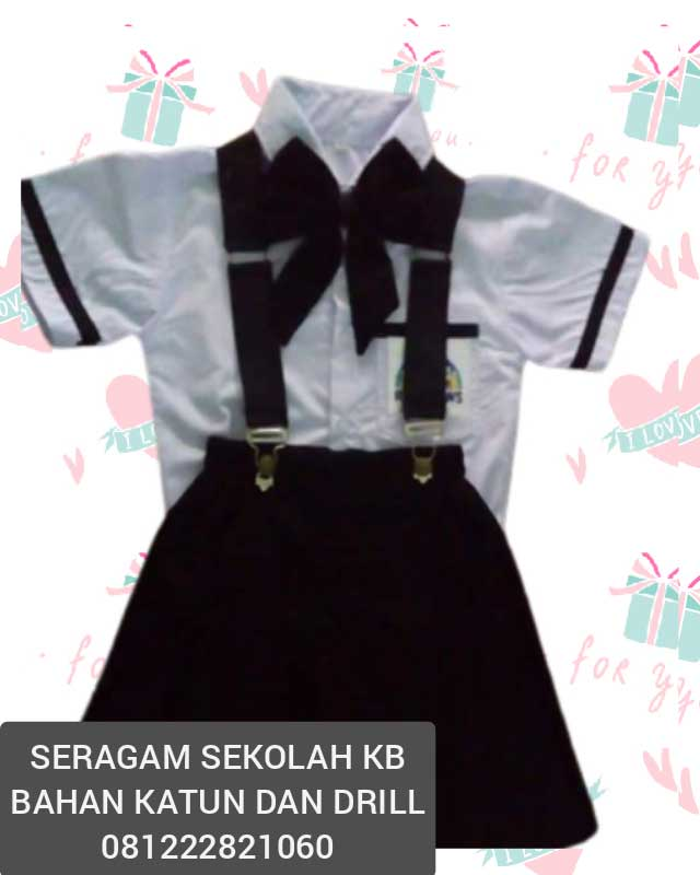 seragam tk termurah di di Pinang Jakarta Barat
