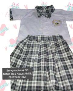 seragam sekolah tk islam Tangerang Banten