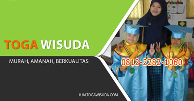 Harga Toga Wisuda Anak Lampung Tengah