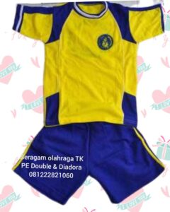 model seragam sekolah tk murah di Ciledug Jakarta Barat