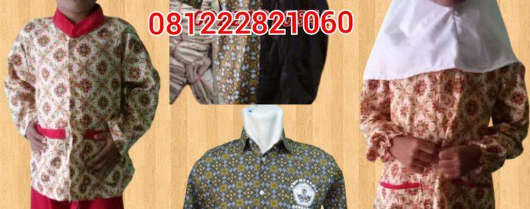model baju seragam sekolah tk Tebet Jakarta Selatan