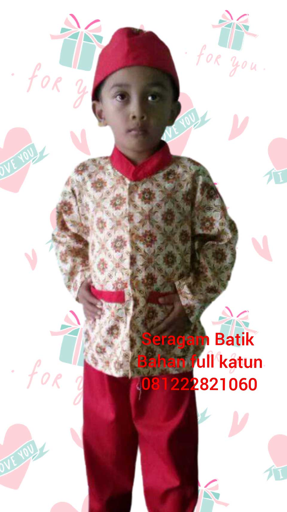 gambar seragam sekolah tk berkualitas Taktakan Kota Serang, Banten