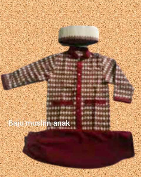 gambar baju seragam sekolah tk Tangerang Banten