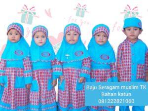 gambar baju seragam sekolah anak tk Curug Kota Serang, Banten