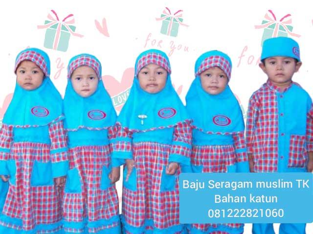 gambar baju seragam sekolah tk murah di Cisoka Kab. Tangerang