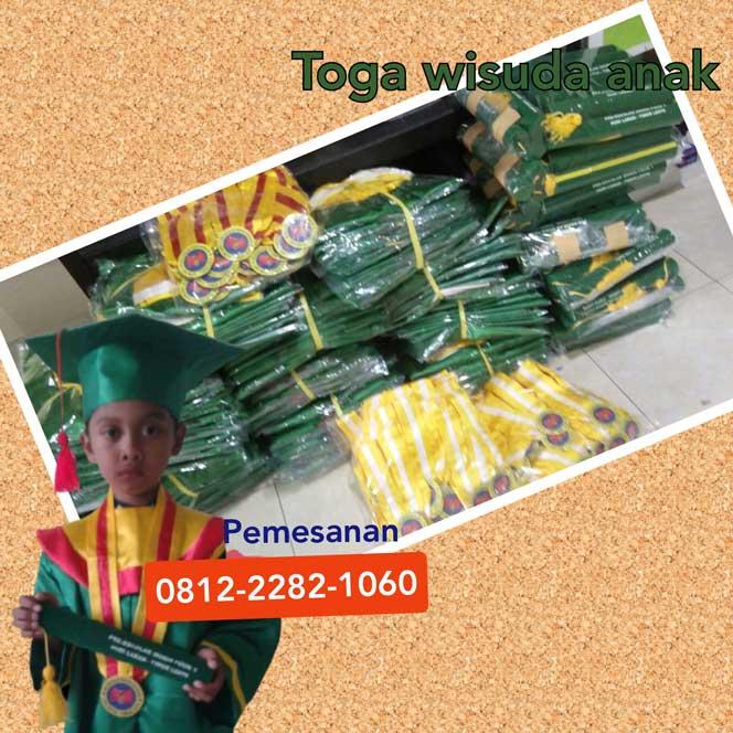 Harga Toga Wisuda Anak Kota Lubuk Linggau