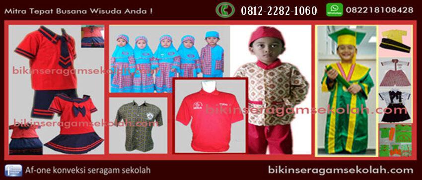 bikin seragam sekolah anak murah di Kabupaten Sarolangun