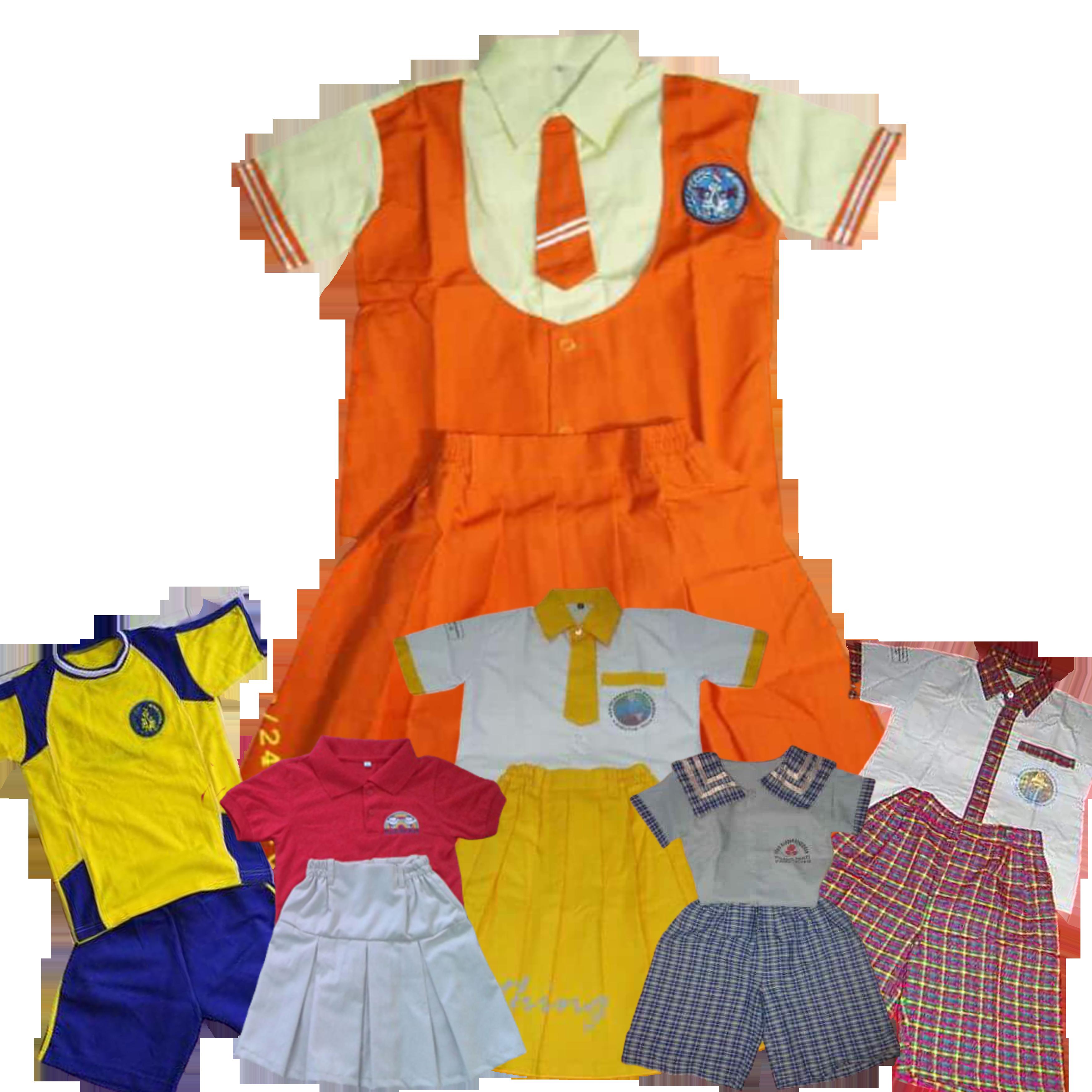 seragam sekolah TK