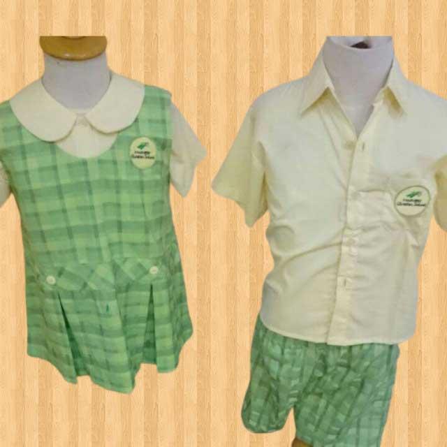 gambar seragam sekolah tk Termurah Cipayung Jakarta Timur