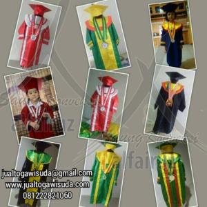 Bikin Seragam Sekolah TK Flores Timur NTT