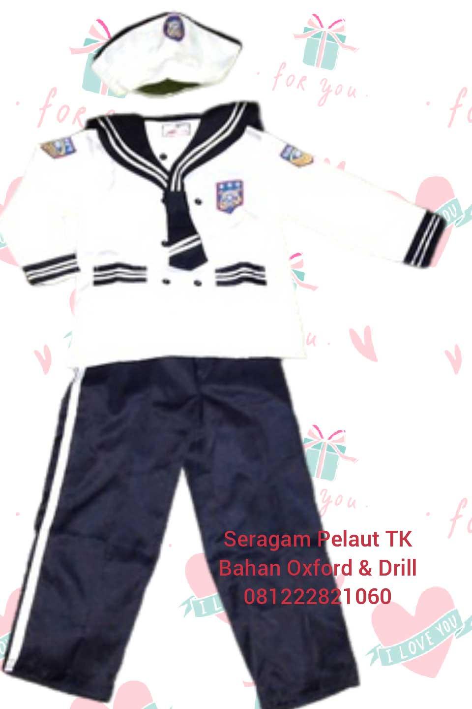 Bikin baju seragam sekolah tk Murah di Teluknaga Kab. Tangerang