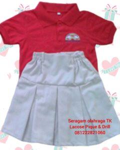 seragam batik sekolah tk murah di Tanjung Priok Jakarta Utara