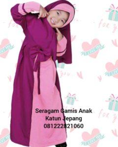jual seragam sekolah tk murah Jayanti Kab. Tangerang