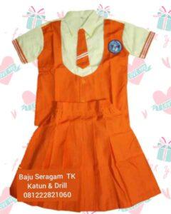Bikin baju seragam sekolah tk Murah di Sepatan Timur Kab. Tangerang