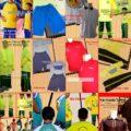 bikin kaos olahraga sekolah murah di kupang